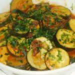 Cuisiner courgette