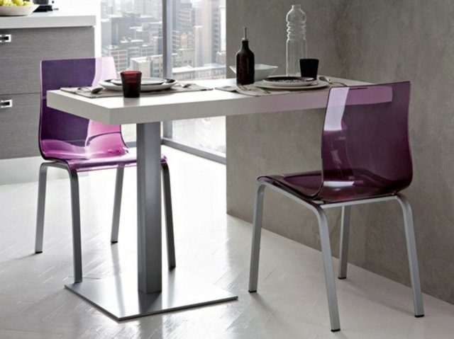 D co table fixation murale cuisine rouen 3811 table for Table pliante cuisine murale
